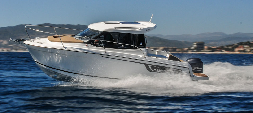 Sea Hawk Boats >> Jeanneau Merry Fisher 695 | Best of Boats Award
