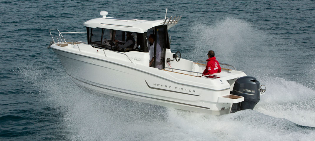 Jeanneau Merry Fisher 695 | Best of Boats Award