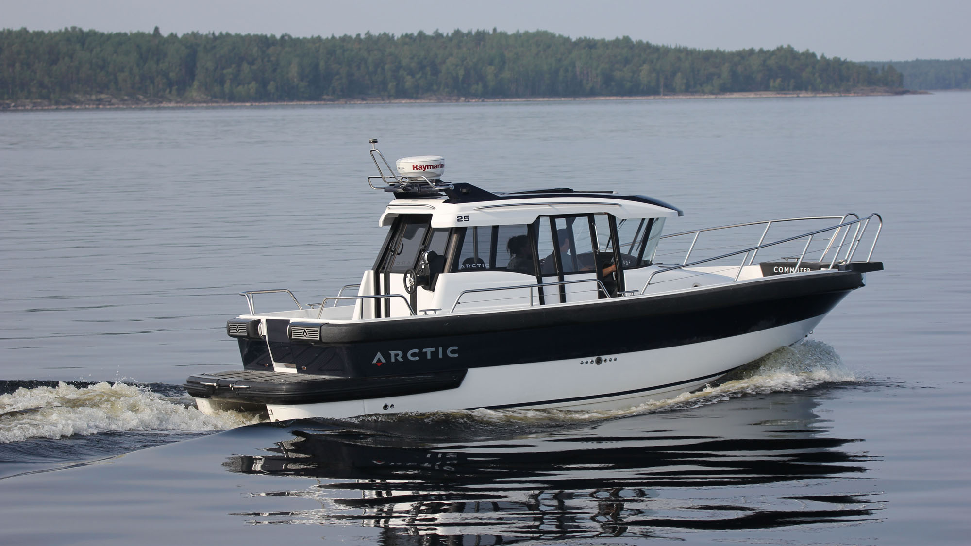 Sea Hawk Boats >> Arctic Commuter 25 | Best of Boats Award
